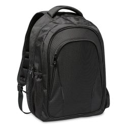 Rucsac pentru Laptop 15 inch, poliester, Everestus, GL27, negru