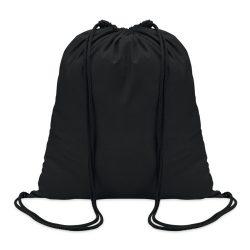Sacosa din bumbac 100 gr/m2, c, black