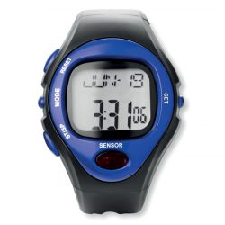 Ceas de mana sport digital, materiale multiple, blue