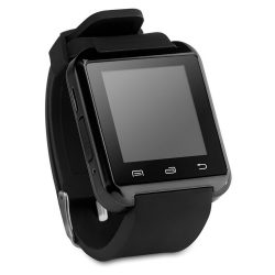 Smartwatch, Plastic, black