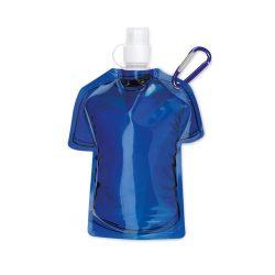 Recipient pliabil pentru apa, Plastic, royal blue