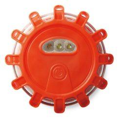 Set auto de urgenta, Plastic, orange