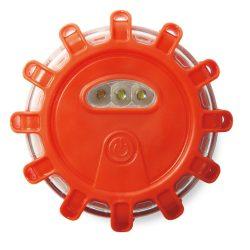 Set auto de urgenta, plastic, Everestus, AA02, portocaliu, saculet de calatorie inclus