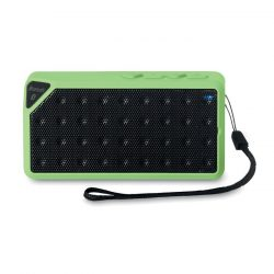 Boxa dreptunghiulara Bluetooth, Plastic, lime