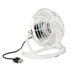 Ventilator USB, Plastic, white