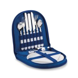 Set picnic, materiale multiple, royal blue