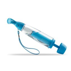 Pulverizator de apa in carcasa din ABS, Everestus, 20IAN984, Turcoaz, Plastic