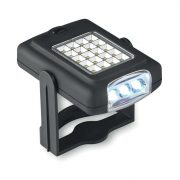Mini-lanterna de urgenta, Plastic, black