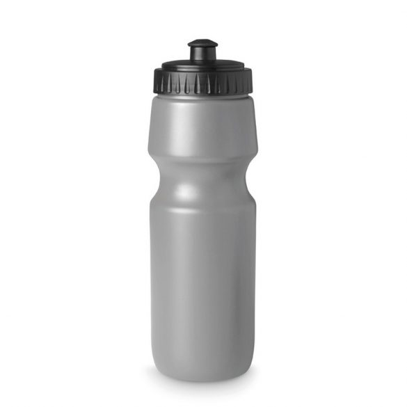 Sticla sport 700 ml, Plastic, matt silver