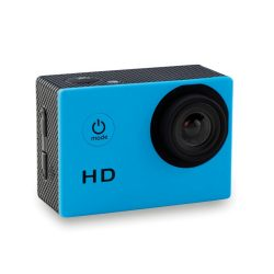 Aparat foto sport impermeabil, materiale multiple, turquoise