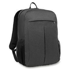 Rucsac 360D in 2 nuante, poliester, Everestus, RU44, gri, saculet de calatorie si eticheta bagaj incluse