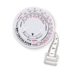 Calculator masa corporala, ABS, white