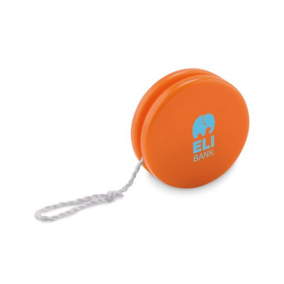 Yoyo plastic, orange