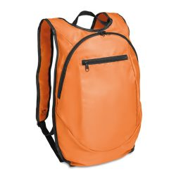 Rucsac sport 210D, poliester, orange