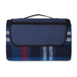 Paturica picnic acril 150x120 cm, Everestus, PA27, albastru