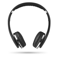 Casti bluetooth, Plastic, black