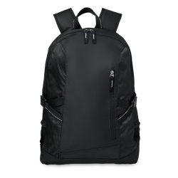 Rucsac poliester laptop, black