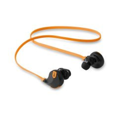 Casca Bluetooth, Plastic, orange