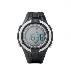 Smart watch, Plastic, black