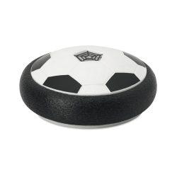 Hover ball cu lumina led schimbatoare, Everestus, HB03, polipropilena, spuma, alb, negru