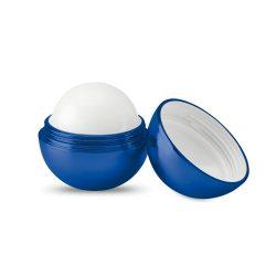 Balsam buze rotund finisaj UV, ABS, blue