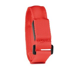 Banda cu lumina intermitenta, Item with multi-materials, red