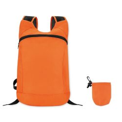 Rucsac de sport in ripstop, poliester, orange
