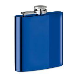 Plosca  de buzunar, Metal, royal blue