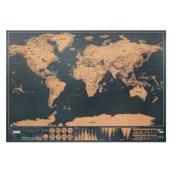 Harta Lumii razuibila, Everestus, 9IA19169, Hartie, Bej