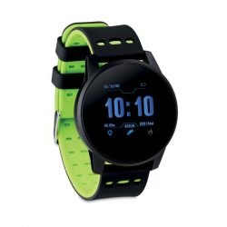 Ceas inteligent sport, Item with multi-materials, lime