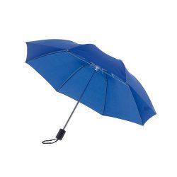 Umbrela de buzunar 85 cm, maner din plastic, Everestus, 20IAN749, Albastru, Metal, Poliester