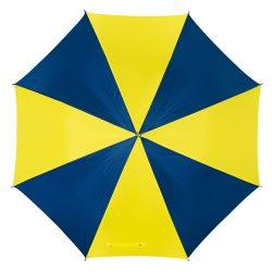 Dance Umbrela automata, albastru si galben