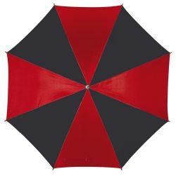 Disco Umbrela automata, negru si rosu