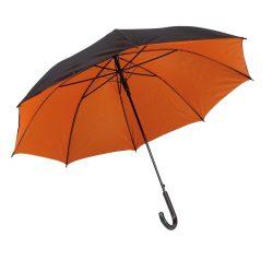 Doubly Umbrela automata, negru si portocaliu