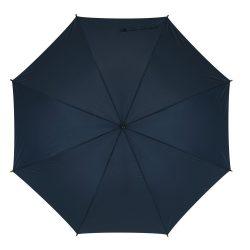 Umbrela 103 cm din fibra de sticla cu husa, albastru marin, Everestus, UC02FA, nailon, saculet de calatorie inclus