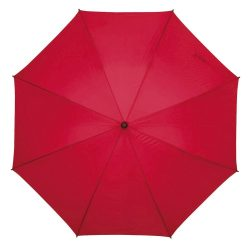 Umbrela 103 cm din fibra de sticla cu husa, rosu inchis, Everestus, UC05FA, nailon