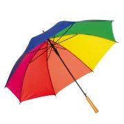 Umbrela automata 103 cm, Everestus, 20IAN686, Multicolor, Metal, Poliester