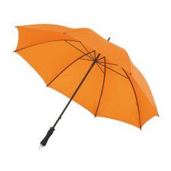 Mobile Umbrela golf cu husa, portocaliu