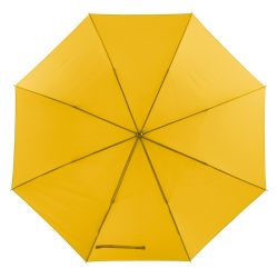 Mobile Umbrela golf cu husa, galben
