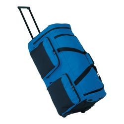 Cargo Troler, albastru si negru
