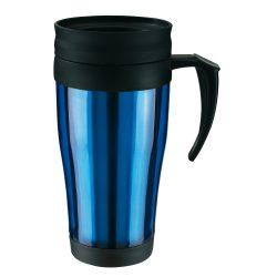 Warm Up Cana din plastic, albastru
