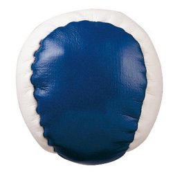 Juggle Minge antistres, albastru si alb