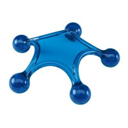 Starfish Stea pentru masaj, albastru