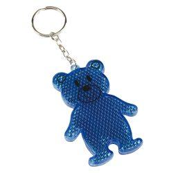 Breloc ursulet, Everestus, KR0724, plastic, albastru