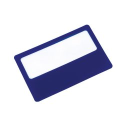 Support lupa, albastru