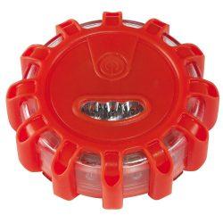 Lampa de avertizare de urgenta, Everestus, MY01, plastic, portocaliu, saculet de calatorie inclus