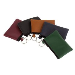 Husa pentru chei, Everestus, KR0395, pu, maro, verde, rosu, albastru, negru