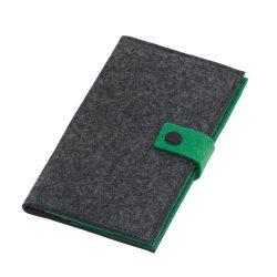 Edition Suport pentru carti de vizita, verde si gri