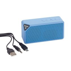 Cuboid Boxa cu bluetooth, albastru