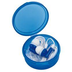 Music Casti intraauriculare, albastru
